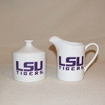 LSU Cream & Sugar