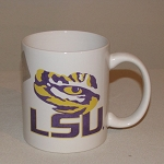 LSU Tigers C-Handle Coffee Mug