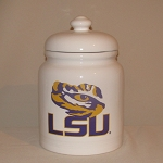 LSU Cookie Jar, 9
