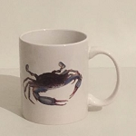 Blue Point Crab Coffee Mug