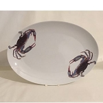 Blue Point Crab Oval Platter