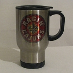 Louisiana Ragin' Cajuns Travel Mug (stainless steel), 14oz