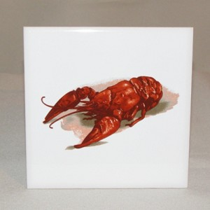 Lobster / Crawfish Trivet, 4 1/4""