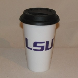 LSU Travel Tumbler