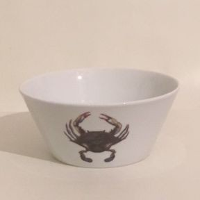 Blue Point Crab Bowl, 6 3/8""