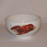 Lobster / Crawfish Footed Bowl, 5