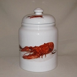 Lobster / Crawfish Cookie Jar, 10