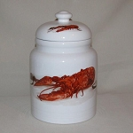 Lobster / Crawfish Cookie Jar, 9