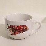 Lobster / Crawfish Gumbo Mug, 16oz.