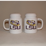 LSU Salt & Pepper Shakers (range style)