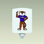 LSU Mike the Tiger Night Light