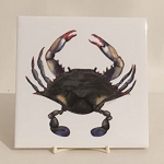 Blue Point Crab Trivet, 6