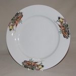 Seafood Rim Charger Plate, 12 1/2