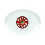 Louisiana Ragin' Cajuns Oval Platter, 16 1/2