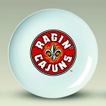Louisiana Ragin' Cajuns Dinner Plate, 10 3/4