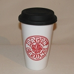 Louisiana Ragin' Cajuns Travel Tumbler